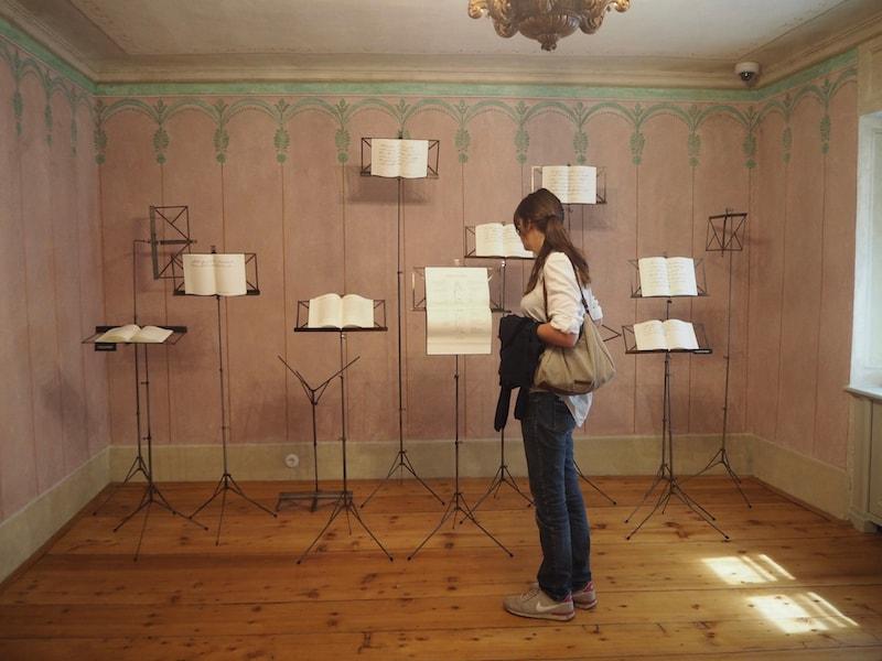 ... sind wir den Inspirationen des meisterhaften Komponisten auf der Spur, welcher hier gar seine weltberühmte, 9. Symphonie verfasst hat ...