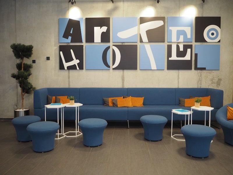 Willkommen im arte Hotel Kufstein ...