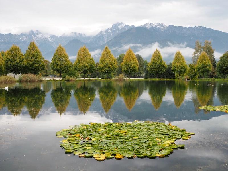 ... ist geprägt von landschaftlicher Vielfalt ...