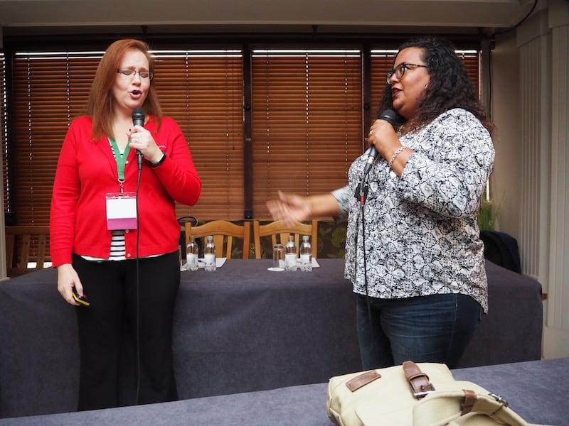 Leslie Walker (lwalker@huntsville.org) and Carol Cain @GirlGoneTravel – Destination Marketing