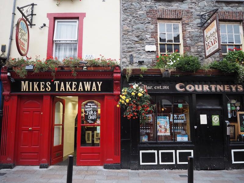 Love the Killarney quaintness ...