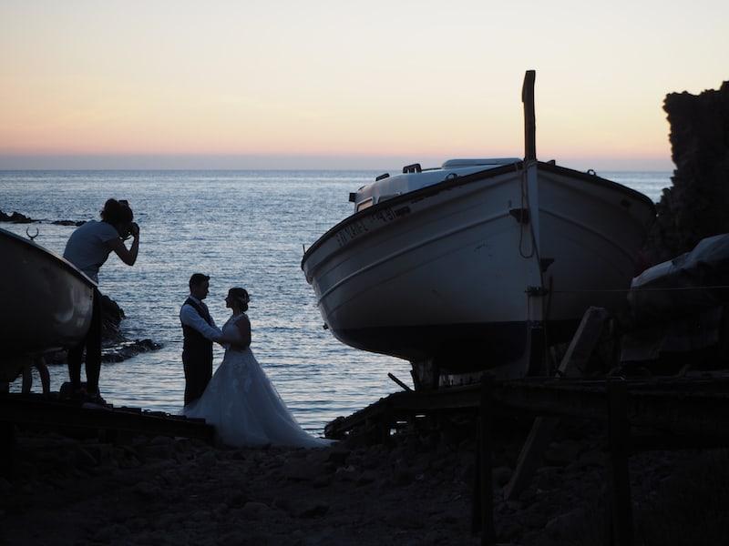 ... gibt die Natur der Romantik freien Lauf ...