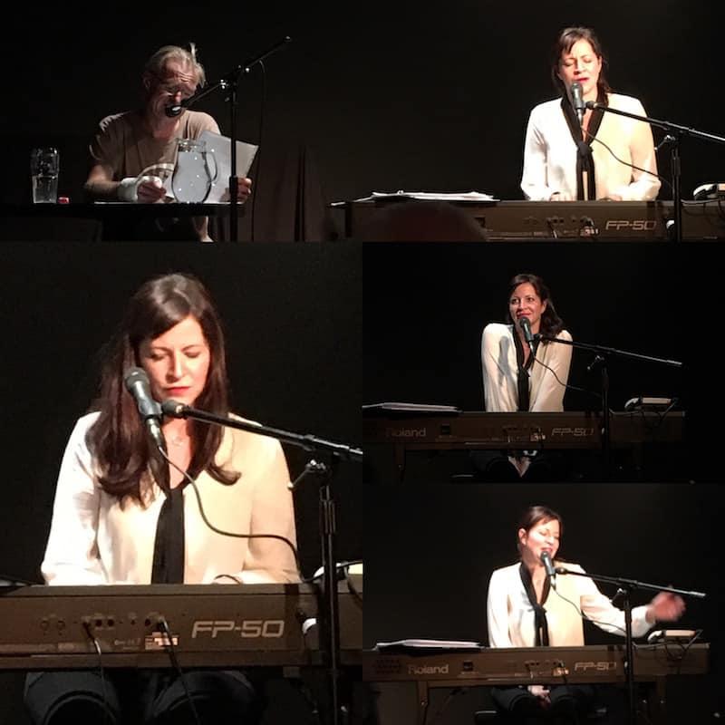... die Zeit zu genießen, die liebste Freundin die zugleich eine der besten jungen Musikerinnen Österreichs ist, bei einem ihrer Konzerte zu besuchen ...
