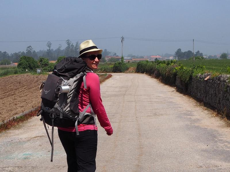 Und, wohin soll Euer nächste Reiseweg gehen? Bilder meiner Impressionen vom portugiesischen Jakobsweg findet Ihr hier ...