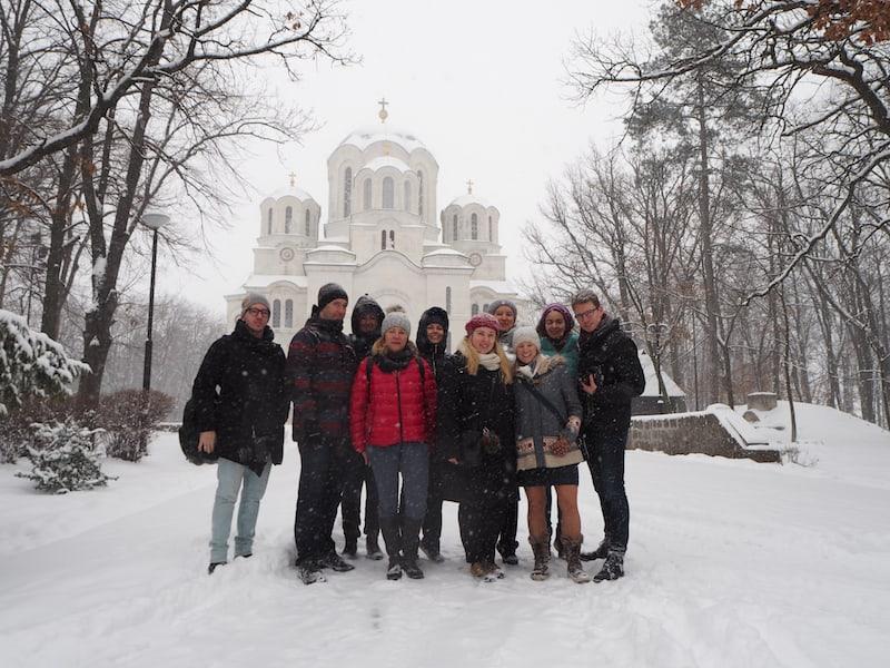 Ob Schnee, Regen oder Sonnenschein: Den Besuch des Vermächtnis der FamilieKarađorđević dürft Ihr Euch nicht entgehen lassen!