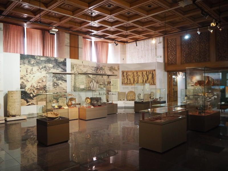 """... das """"Museum of National History"""" jedoch kann gut & gerne auch alleine besichtigt werden ..."""