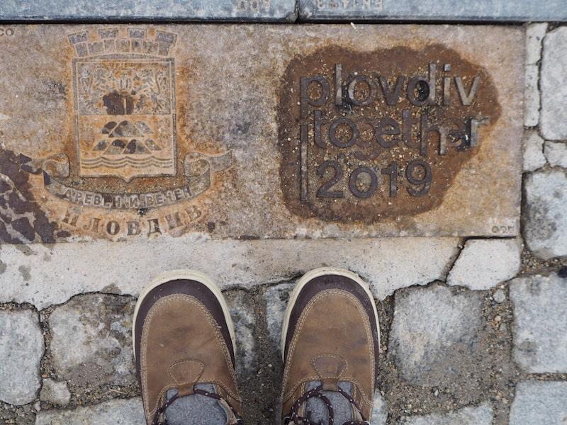 #PlovdivTogether lautet einer der offiziellen Hashtags für das Jahr der Kulturhauptstadt 2019: Sogar