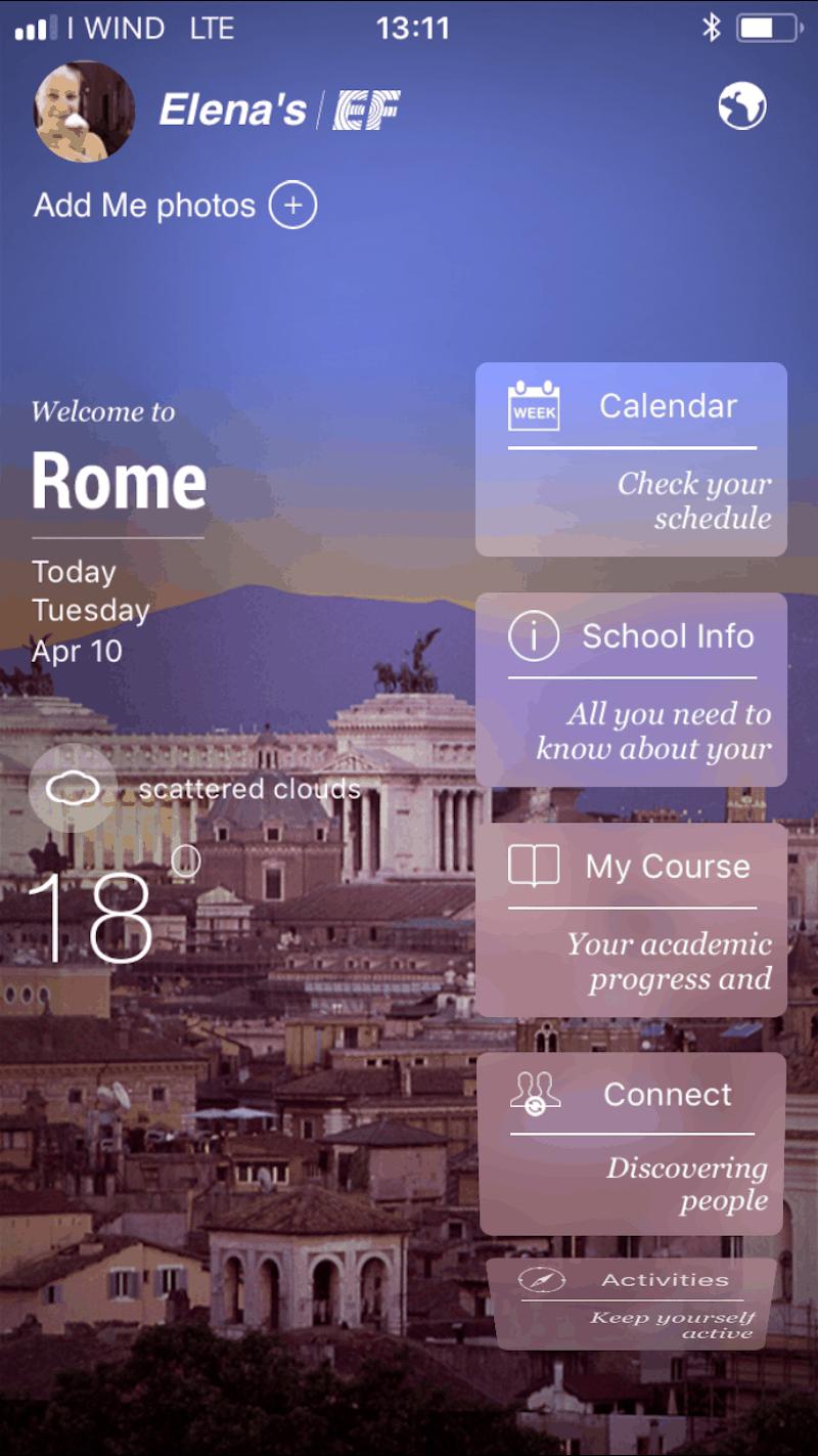 ... nun auch eine myEF App! ...