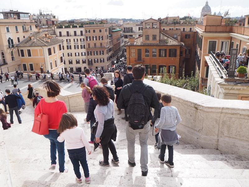 ... Rom muss man einfach gern haben!