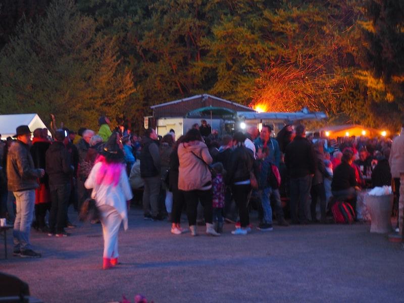 Hexen bei der Walpurgisnacht im Harz ...