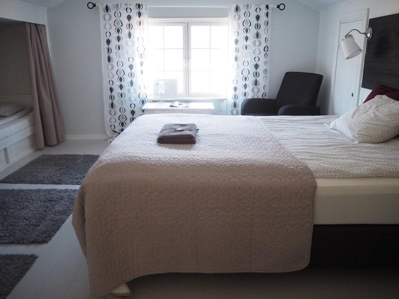 ... die Zimmer der Frühstückspension Ida Maria in Porvoo machen's möglich.