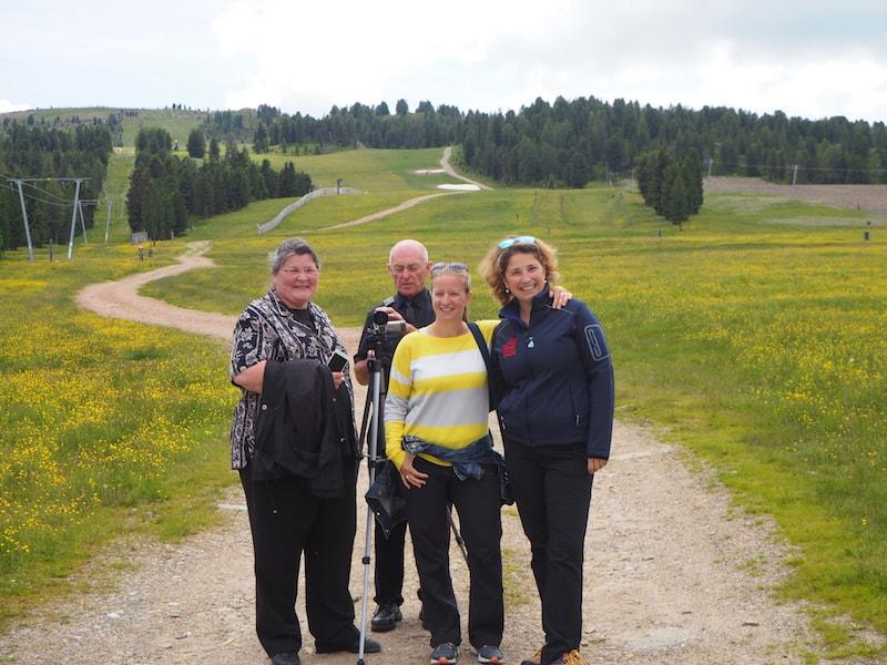 ... gefunden auf nahezu 2.000 Metern Seehöhe, dem Hausberg Kreischberg der Murauer!