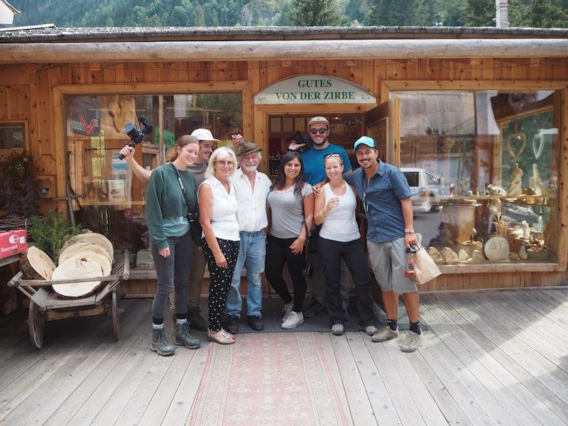 Wir sagen Danke für so viel Liebe und Herzlichkeit in Tirol !