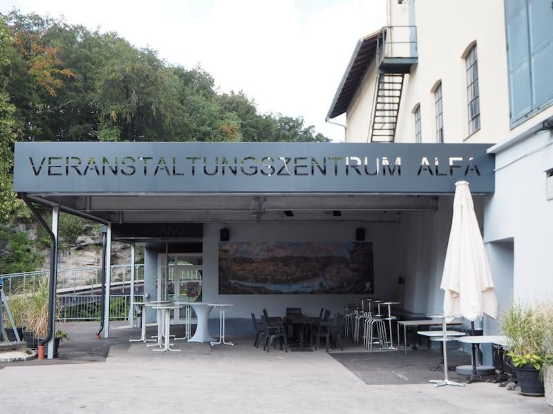 Veranstaltungszentrum ALFA und Papiermachermuseum in Lavakirchen ...