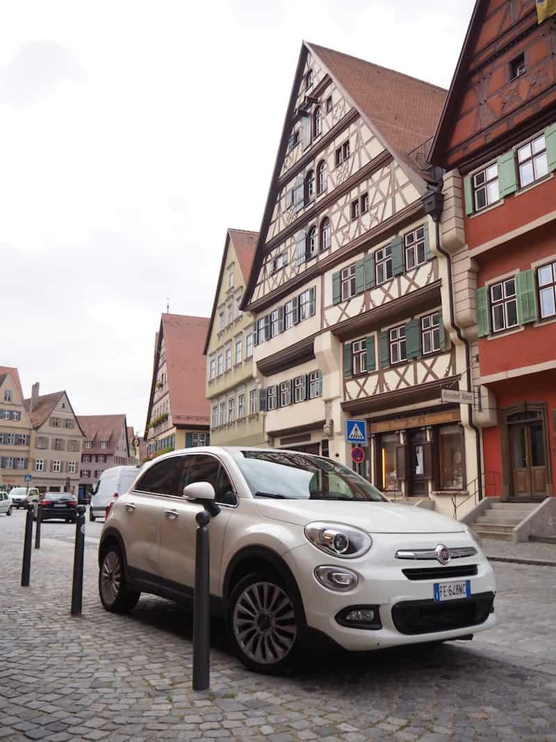 Dinkelsbühl, Du bist gleichauf mit Rothenburg ob der Tauber eine meiner Lieblings-Städte an der Romantischen Straße!
