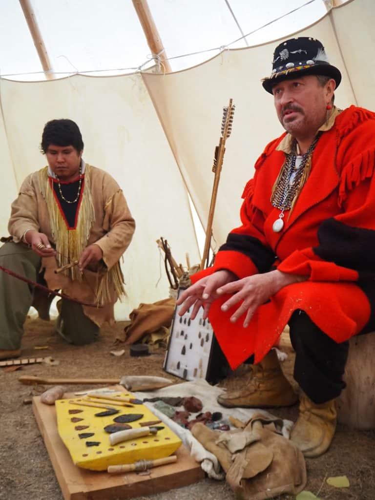 ... mehr über die Hintergründe der hier praktizierten Kulturformen erklärt ...