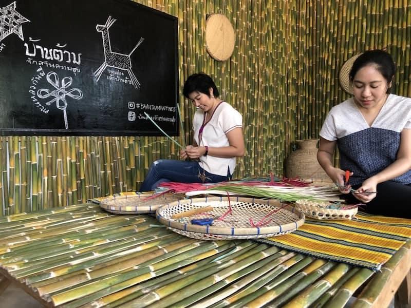 """""""Gemeinsam ist man weniger allein"""": Entwicklung von """"Creative Tourism"""" in Thailand (c) DASTA"""