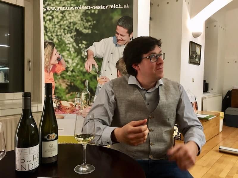 Solltet Ihr nun auch Appetit auf Edwin Schreibeis' Weine bekommen haben ...