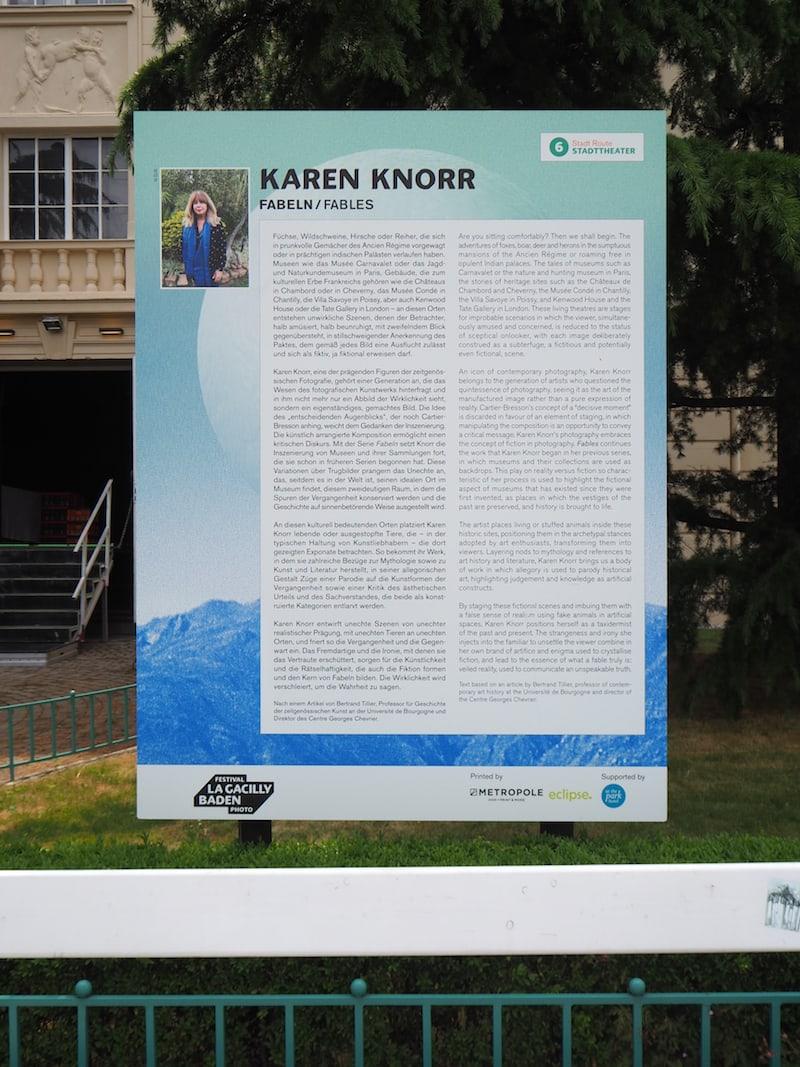 ... der amerikanischen Fotografin Karen Knorr haben es mir sehr angetan (zu allen Fotografen findet Ihr übrigens Beschreibungen und Informationen direkt bei ihren jeweiligen Bildern).