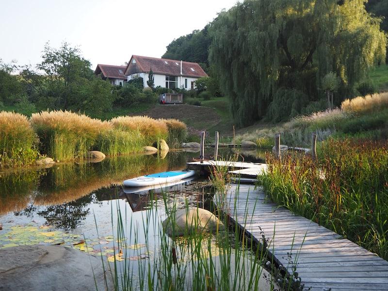 ... wir kommen sehr sehr gerne wieder, wenn auch Liam bereit ist, mehr herumzutollen und die Natur mit uns zu genießen!