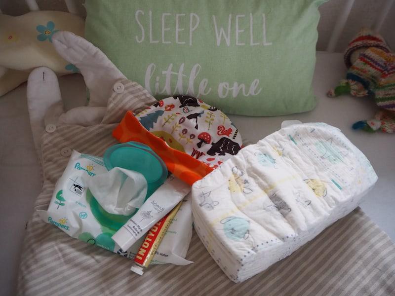 Danke, liebe Tante Angelika von Wiederunterwegs.com, für die schöne Haube für unseren kleinen Liam!