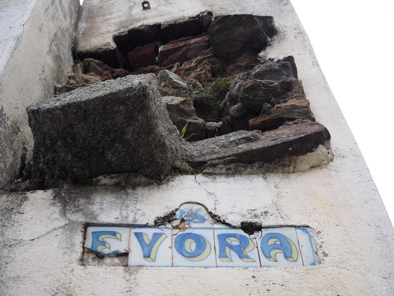 Bis bald in Évora, sage ich mal!