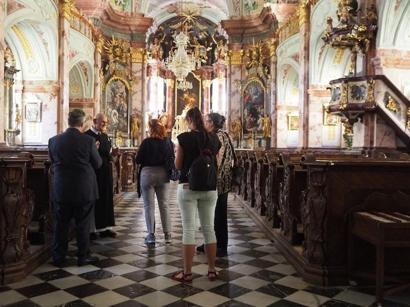 Ebendiese Kirche ...