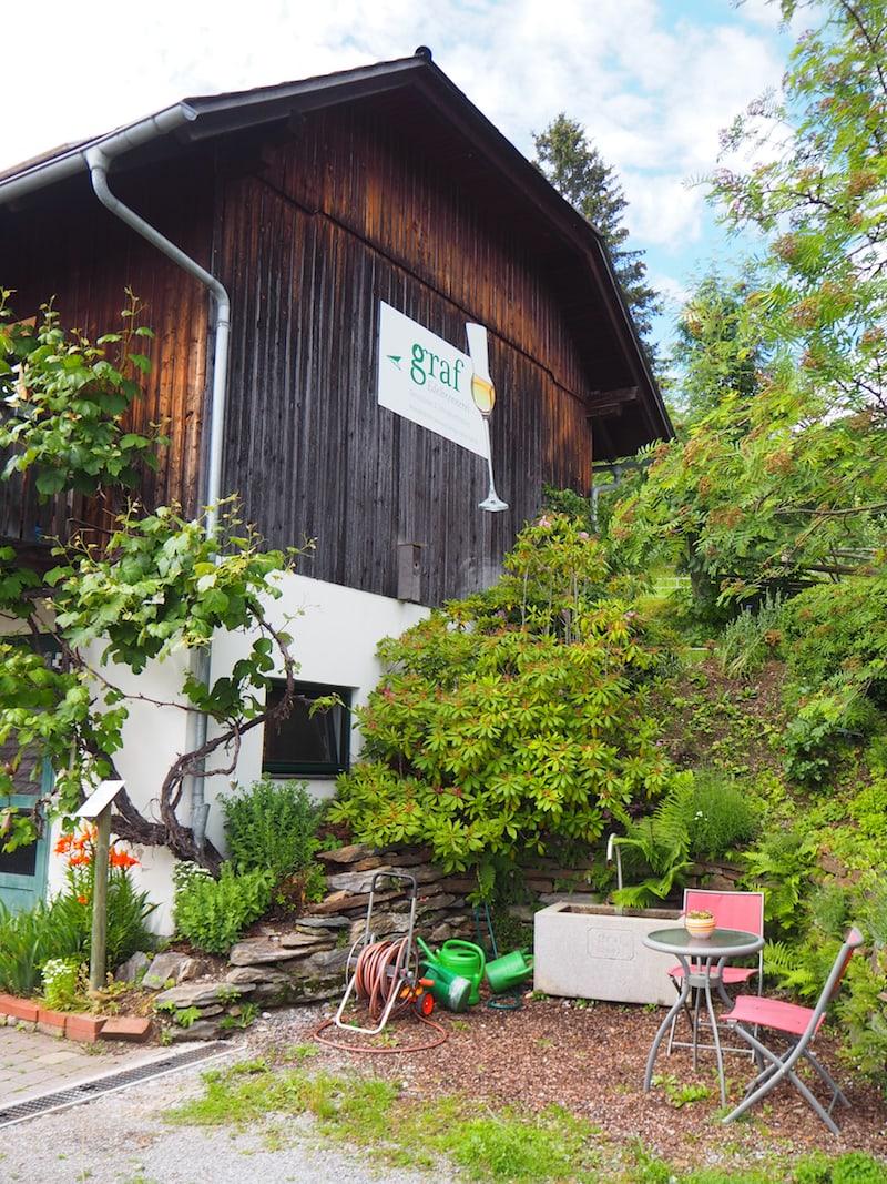 Empfehlenswert: Besuch der Edelbrennerei Graf im Steirischen Almenland ...