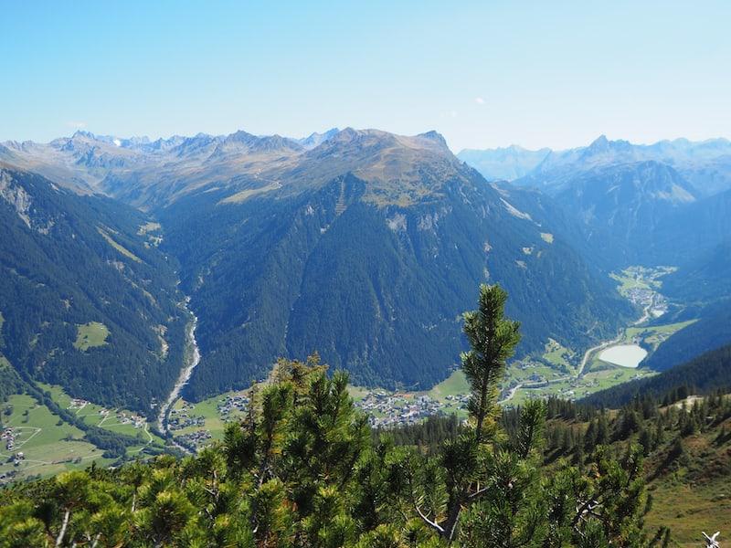 Was für ein Traumtag in den Bergen!