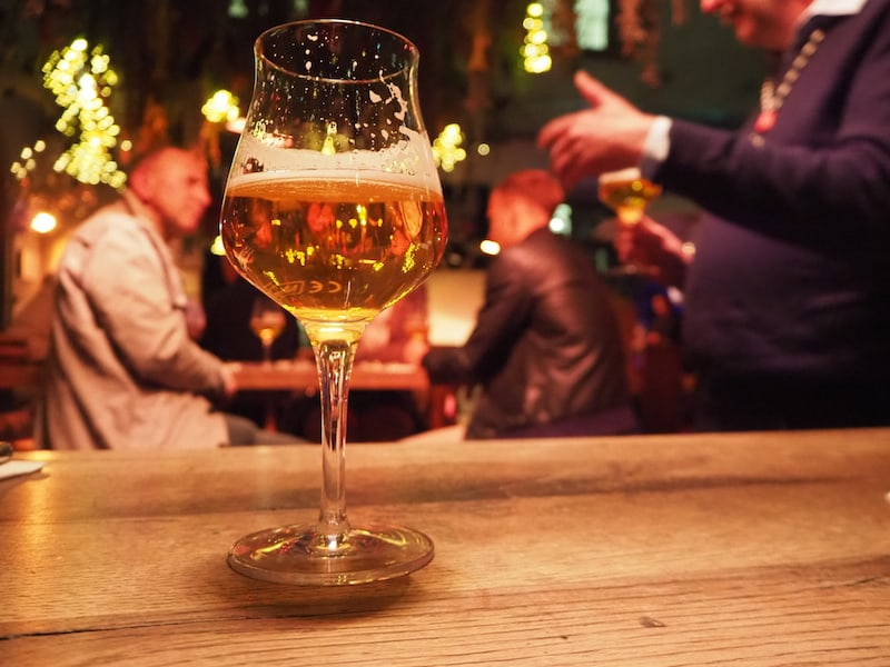 Der Kulinarische Bier-Rundgang in der Stadt Graz startet direkt hinter dem