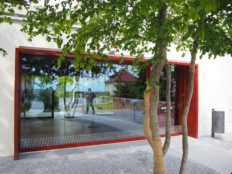 Tipp: Wenn Ihr schon auf dem Schlossberg seid, dann besucht unbedingt das neu eröffnete Schlossberg Museum Graz ...