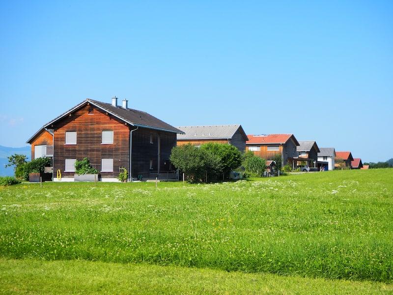 ... gefallen Euch diese modernen Wohnsiedlungen?