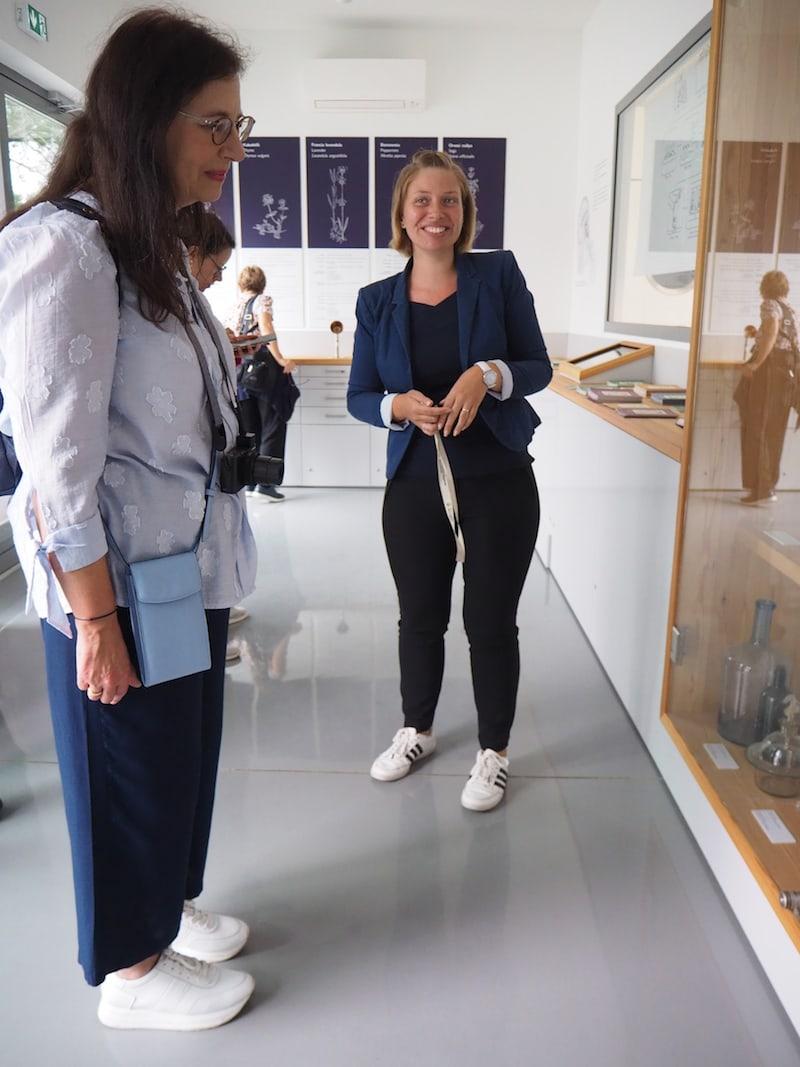 """Das neu eröffnete, sogenannte """"Duftmuseum"""", ist den Besuch ebenfalls wert, ist es doch sehr modern und überaus interaktiv gehalten."""