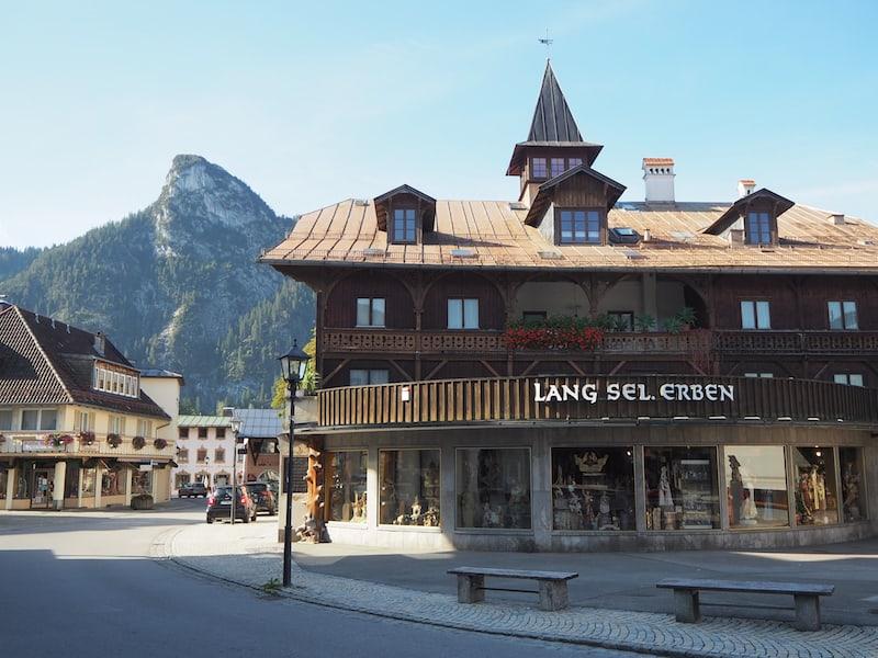 Hallo, Oberammergau ...