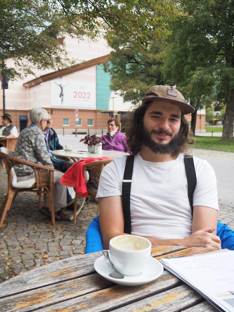 Meet the man: Rochus Rückel ist einer der beiden Jesus-Darsteller in den Passionsspielen von Oberammergau, die nach Ausbruch der Pandemie 2020 auf 2022 verlegt werden mussten.